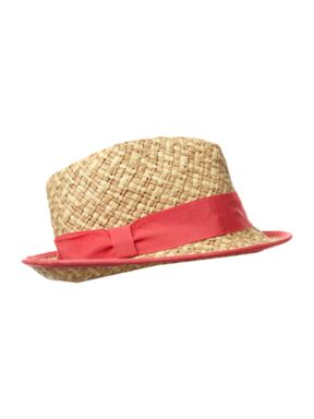 Dickins & Jones Straw Trilby