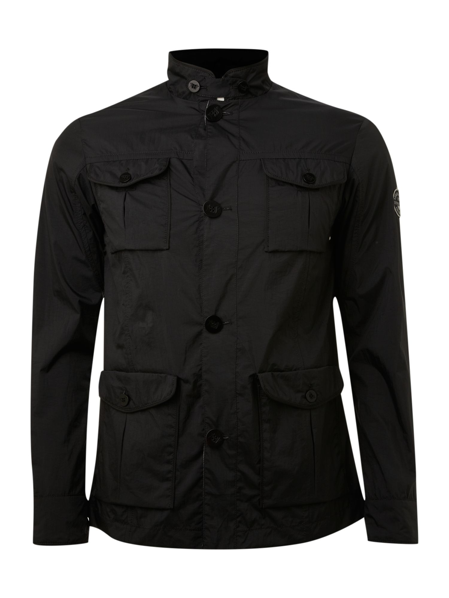 Forur pocket field jacket