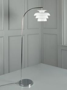 Palmer tiered floor lamp