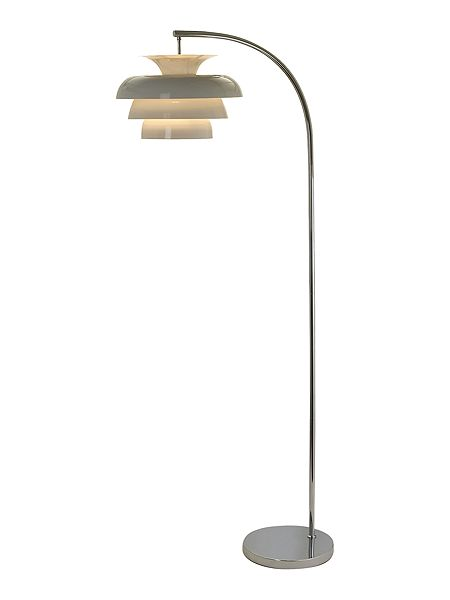 Linea palmer tiered floor lamp house of fraser for 4 tier floor lamp