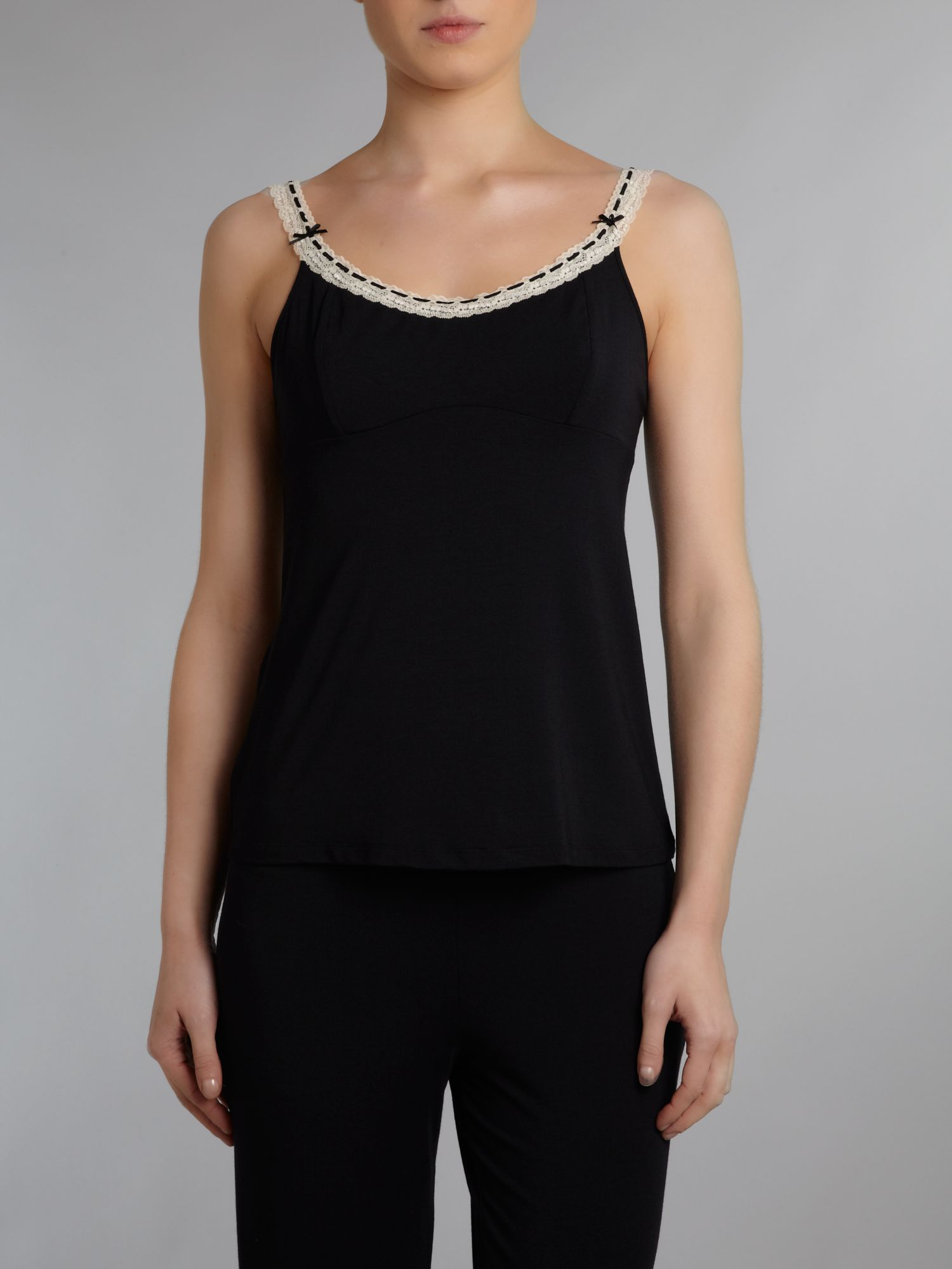 Daisy chains camisole