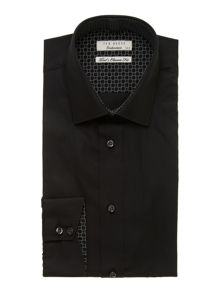 Jacapo plain regular fit shirt