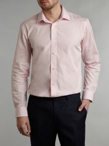 Ted Baker Jacapo Plain Regular Fit Shirt