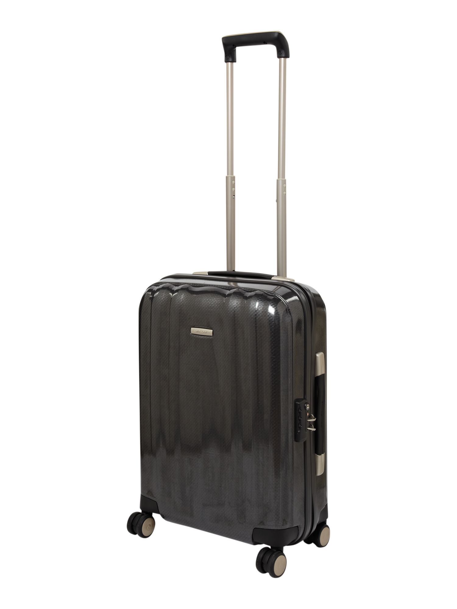 Cubelite Graphite 55cm 4 Wheel Case