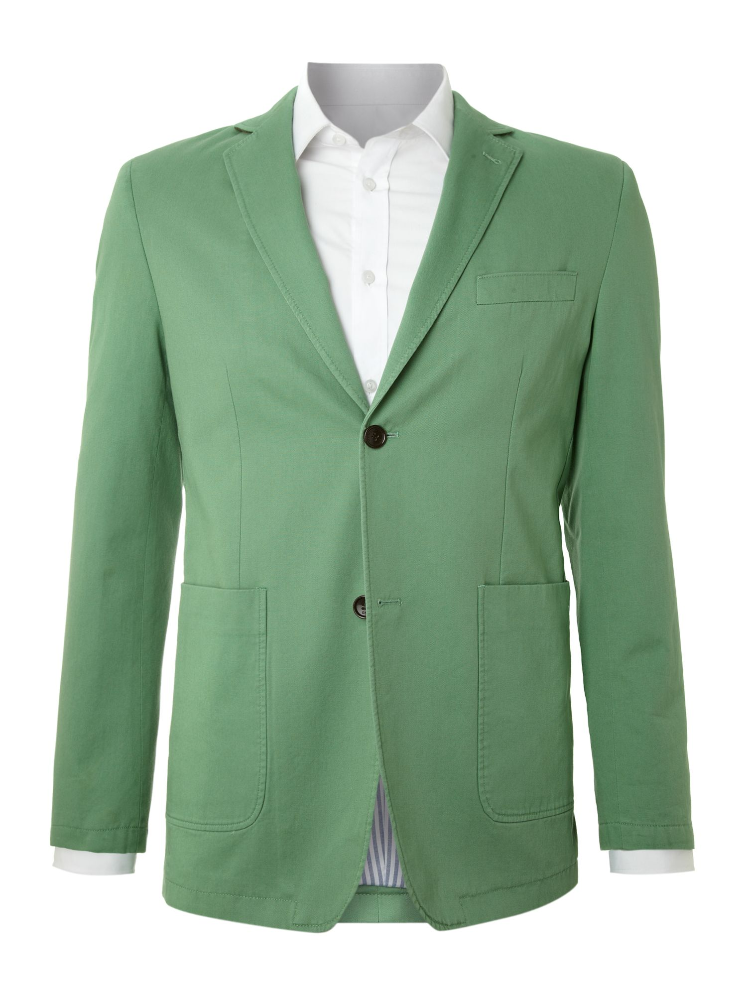 Pembroke two pocket blazer