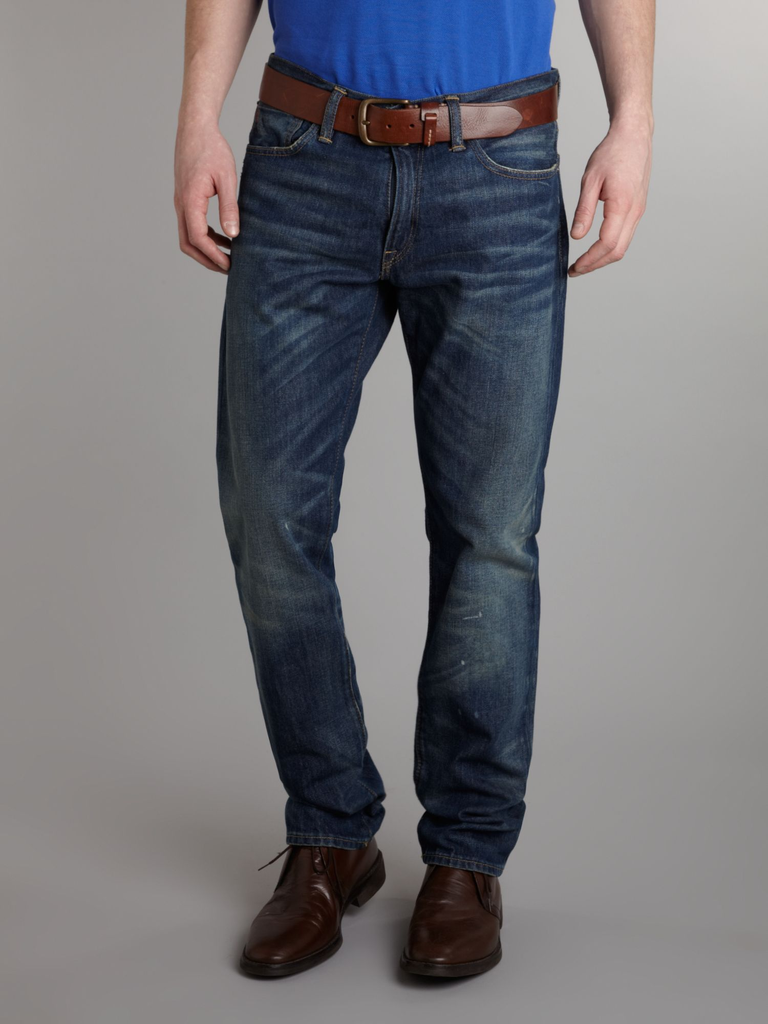 Varick slim fitted jeans
