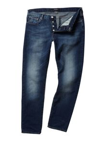 Paul Smith Jeans Compact denim tapered fit jeans