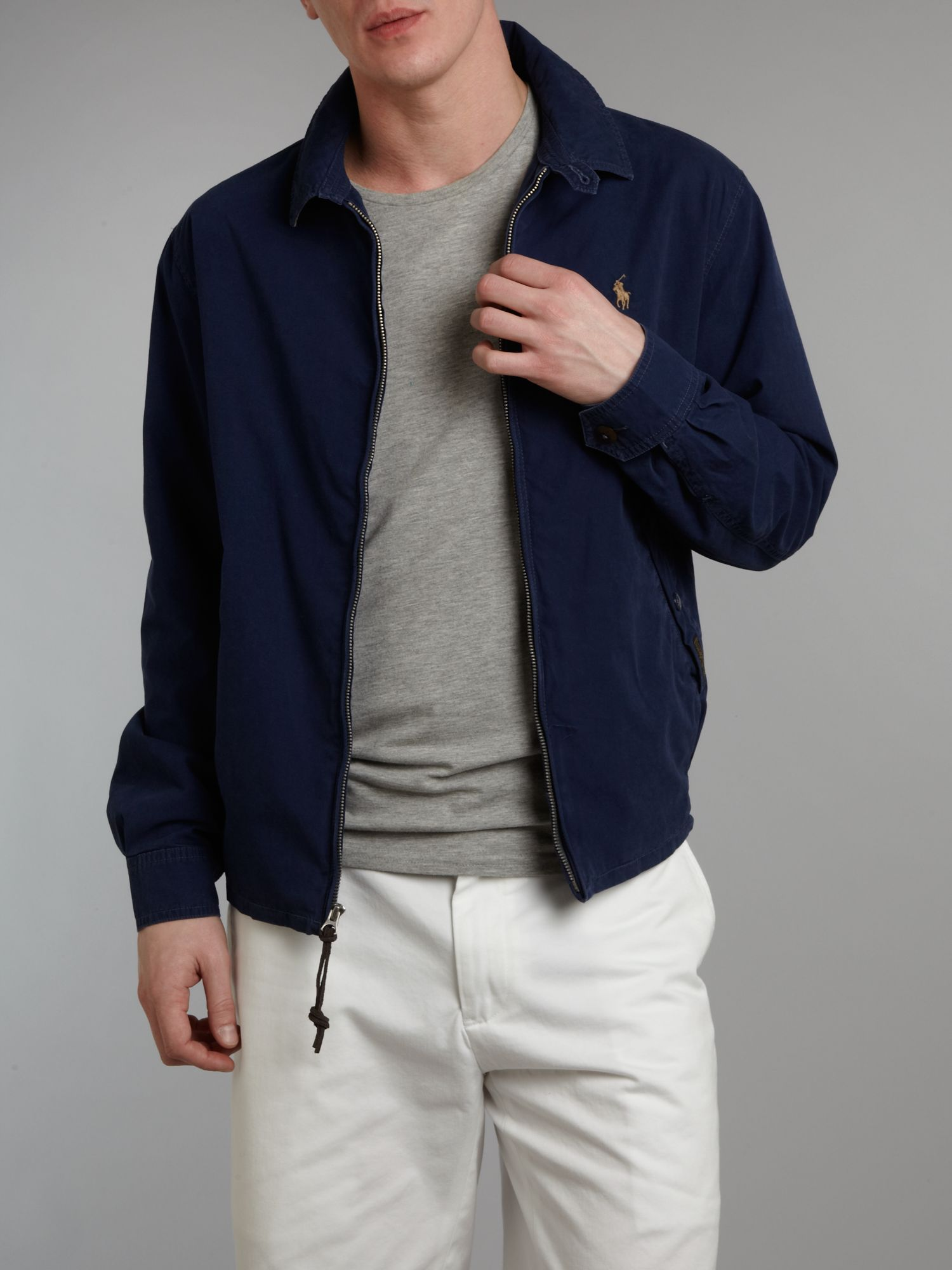 Shelburne windbreaker