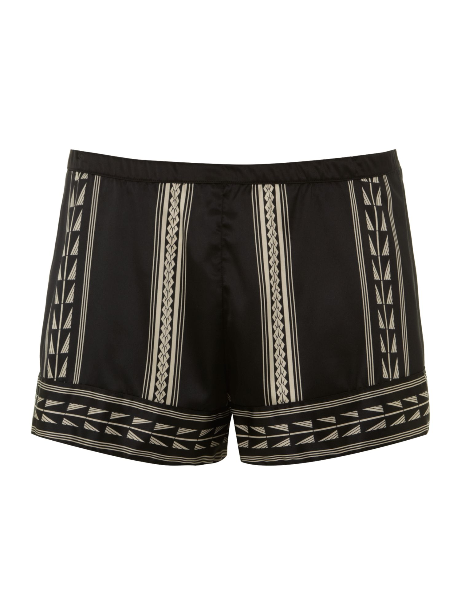 Island tattoo pj short