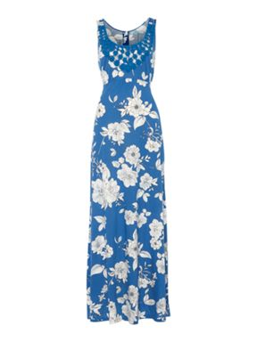 Dickins & Jones Floral Maxi Dress