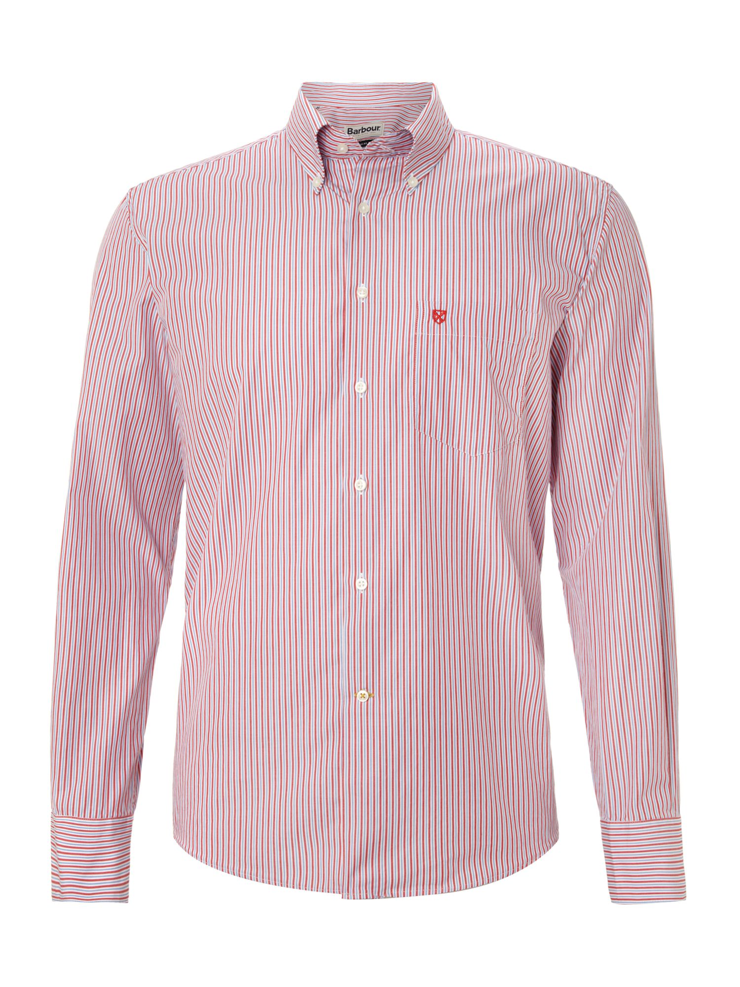 Long sleeve pelton shirt