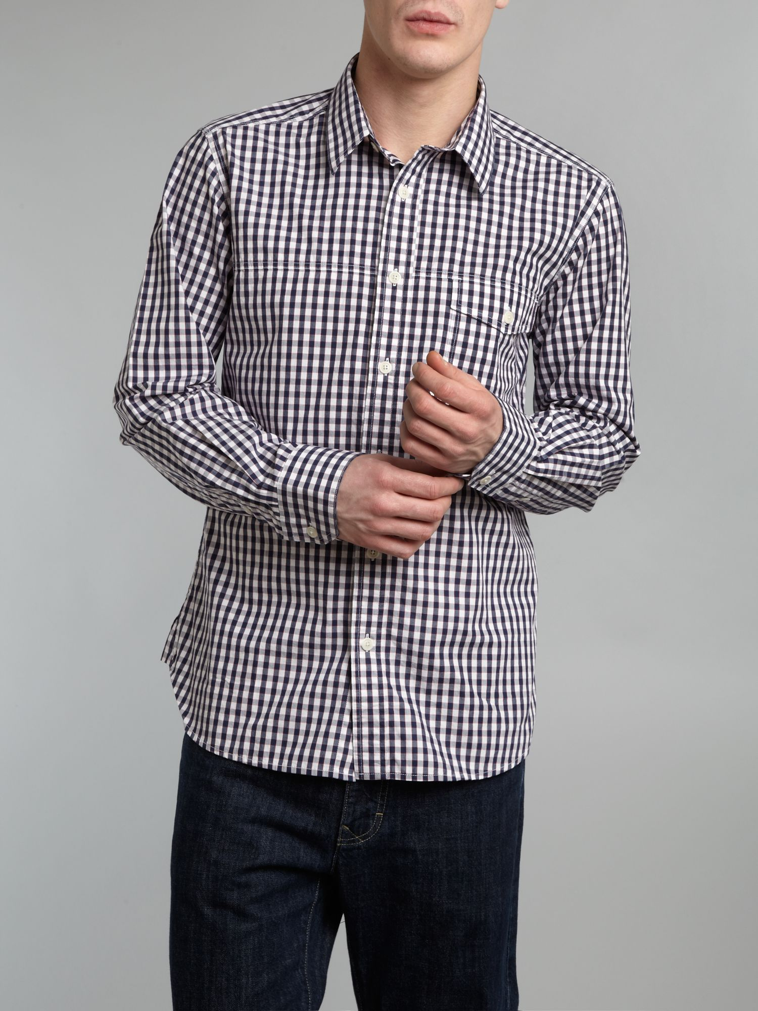 Long sleeve adler shirt