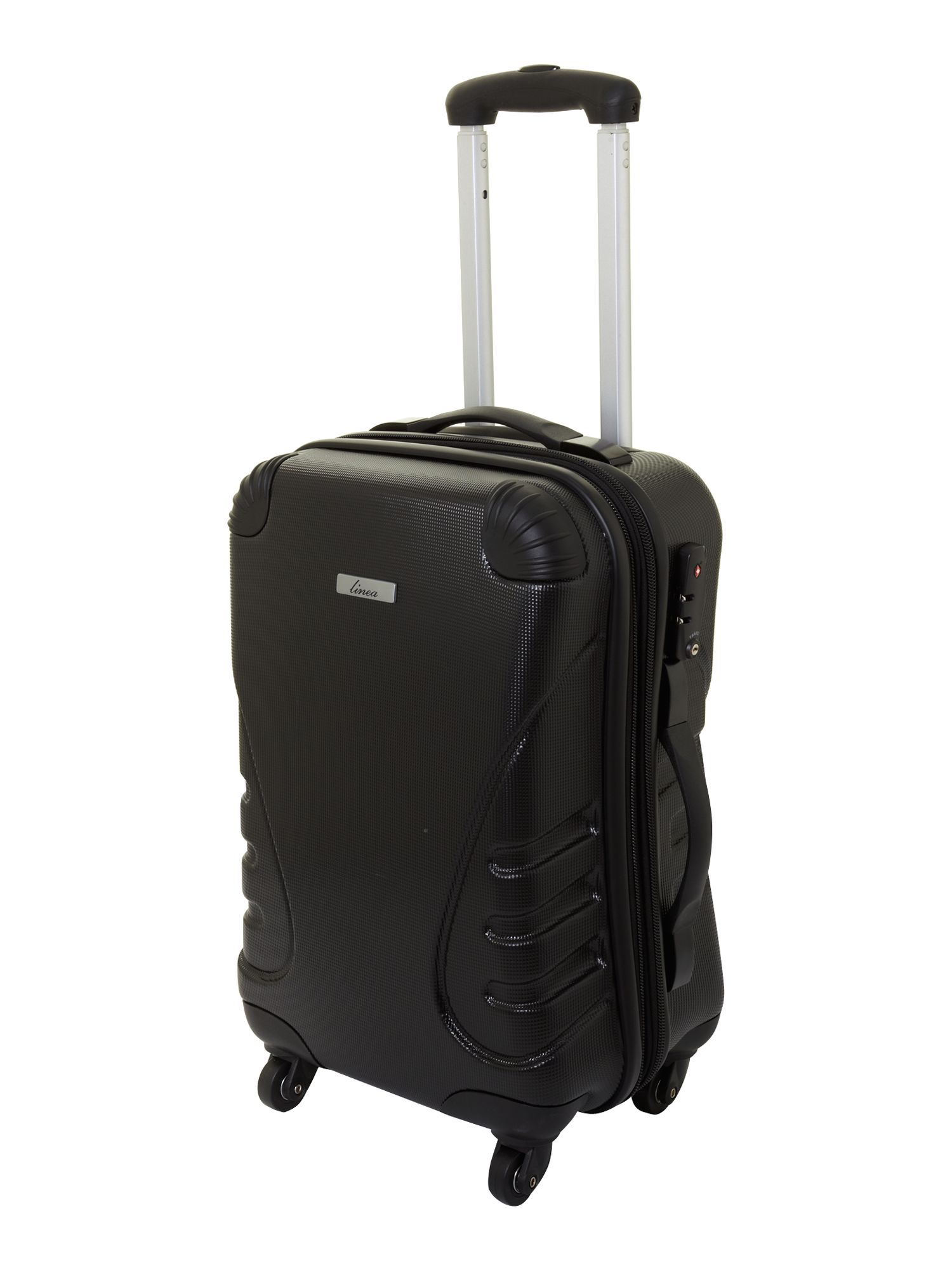 Shell 2 expandable Cabin Suitcase