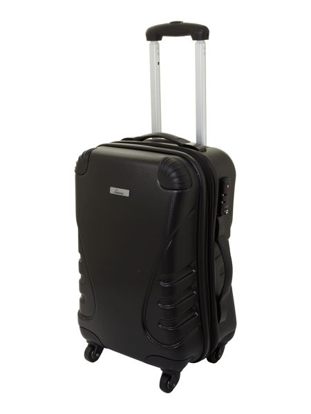 Linea Shell 2 expandable Cabin Suitcase