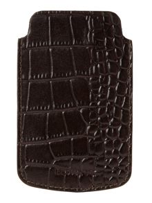 Mock Croc iPhone 4 case