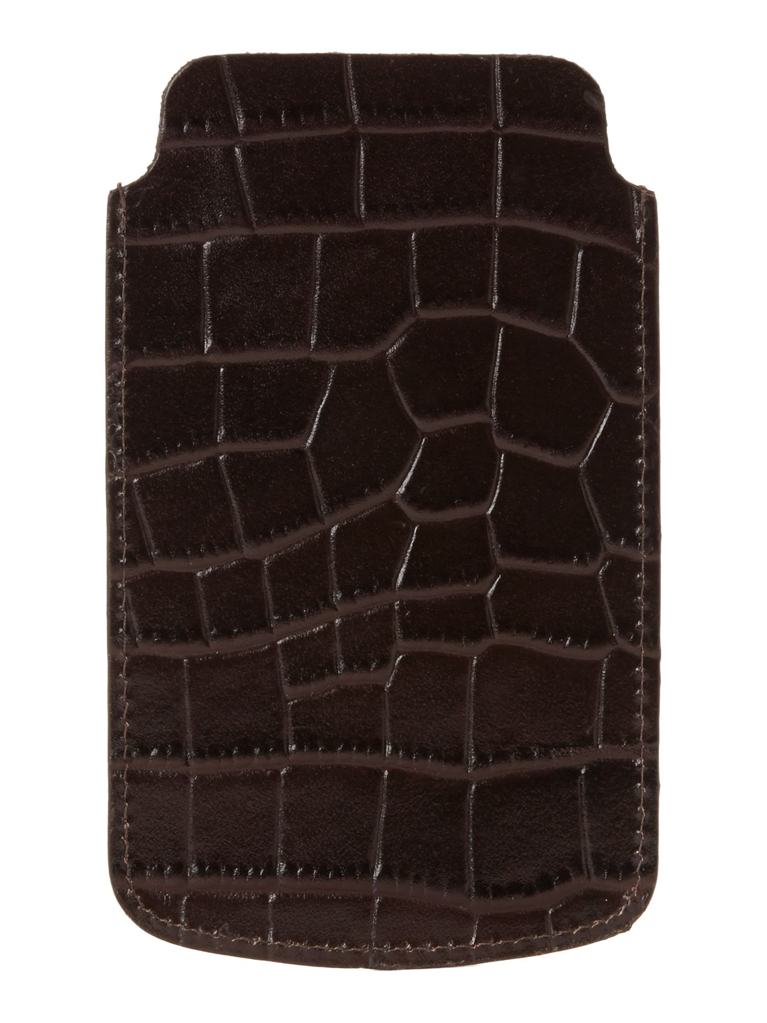 Mock Croc iPhone 5 case