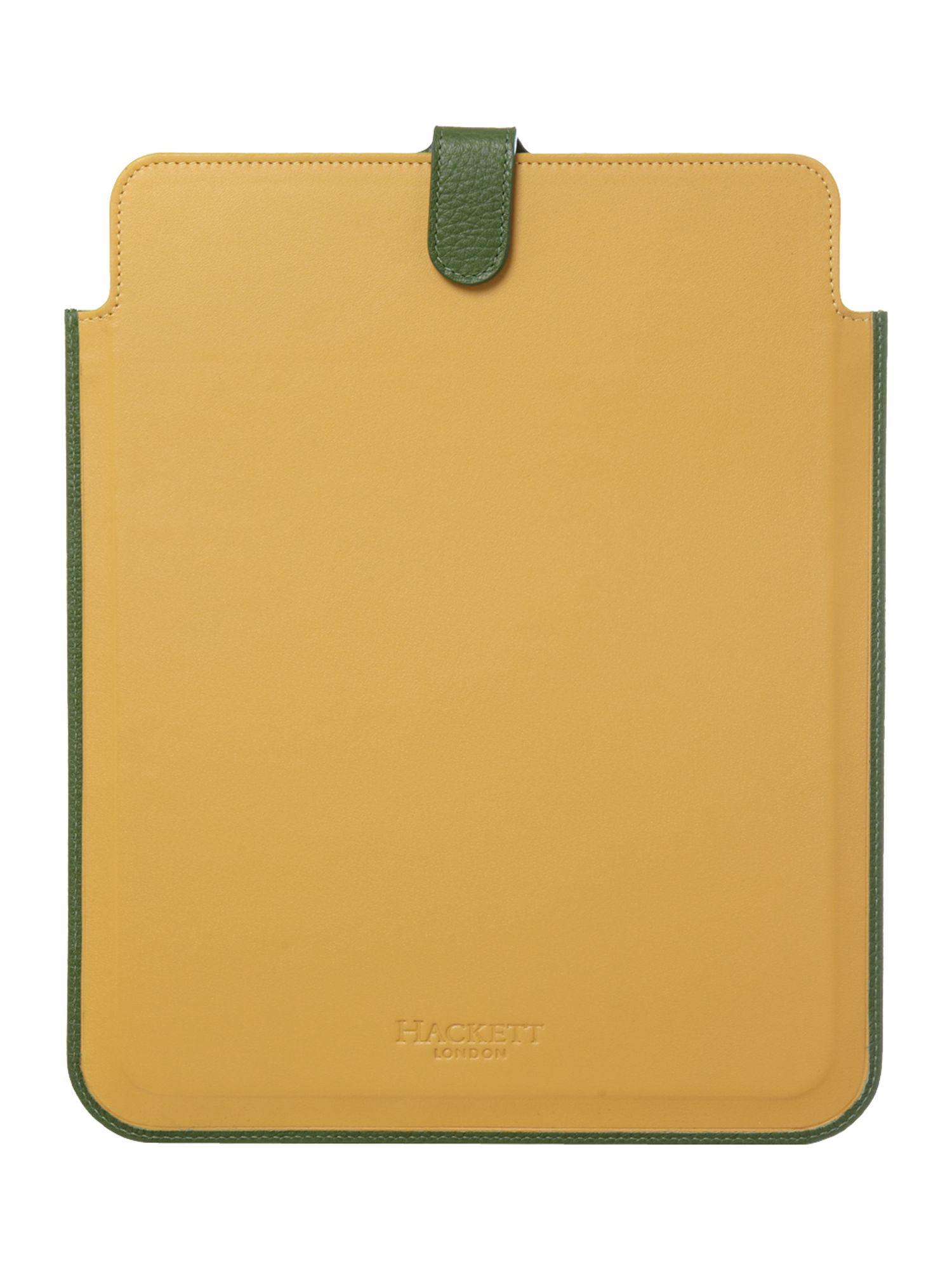 Hackett ipad slip case