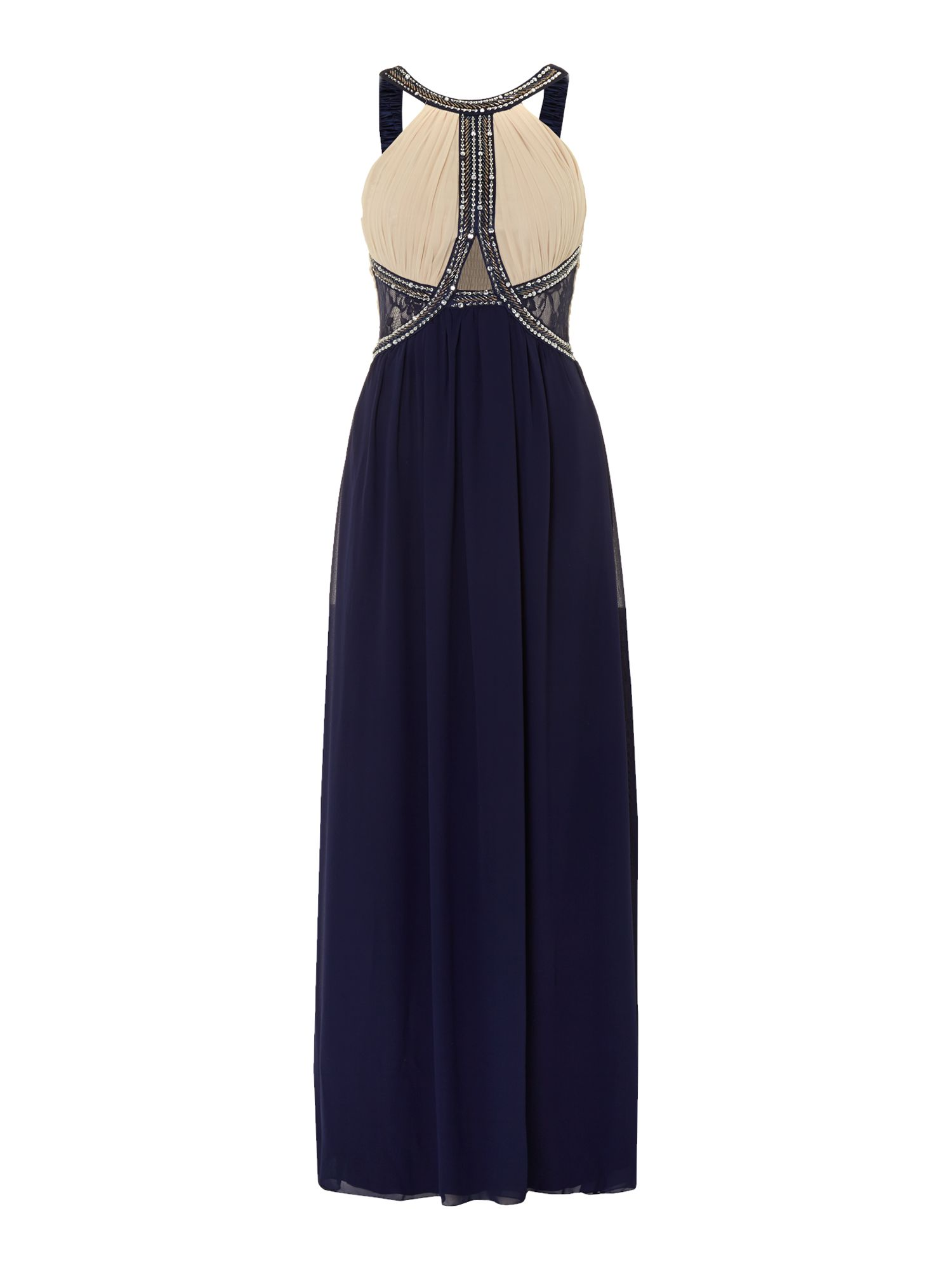 New cut out maxi dress