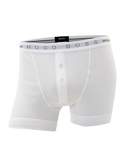 Button fly underwear boxer