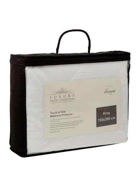 Luxury Hotel Collection Touch of Silk king mattress protector