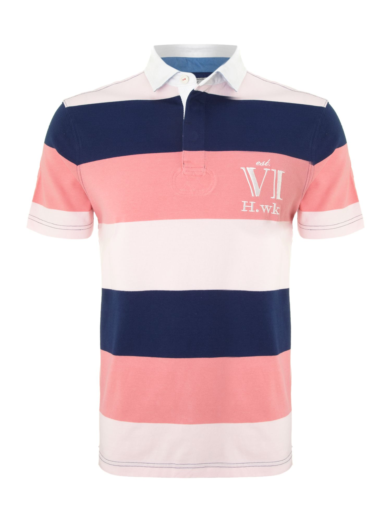 Miami striped rugby