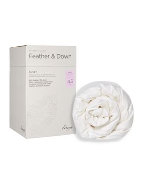 Linea Feather and down 4.5tog duvet range
