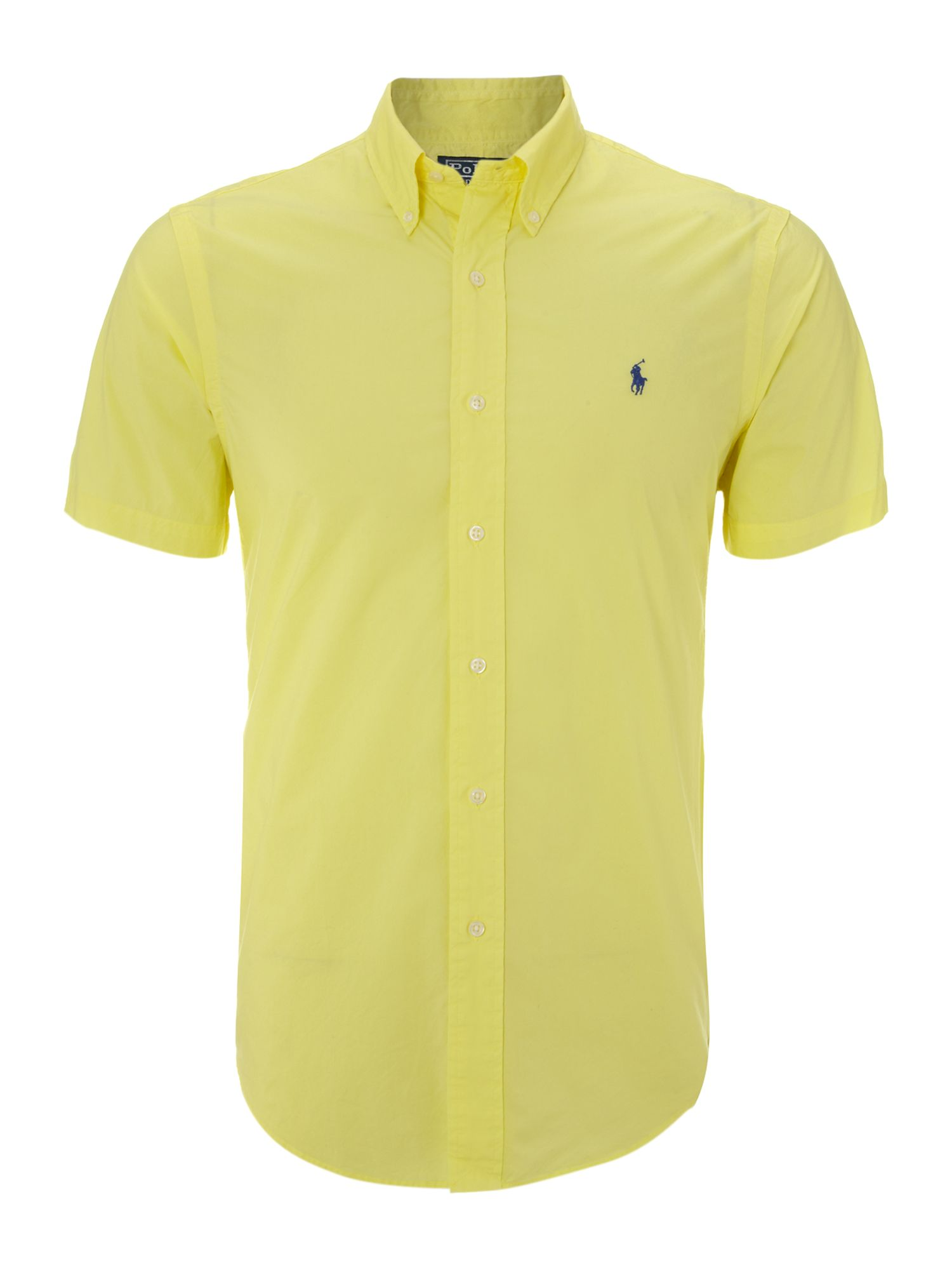 Short sleeved classic shirt