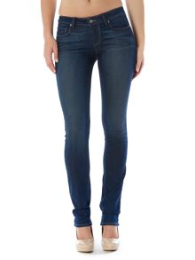 Skyline straight leg jeans in Finnley