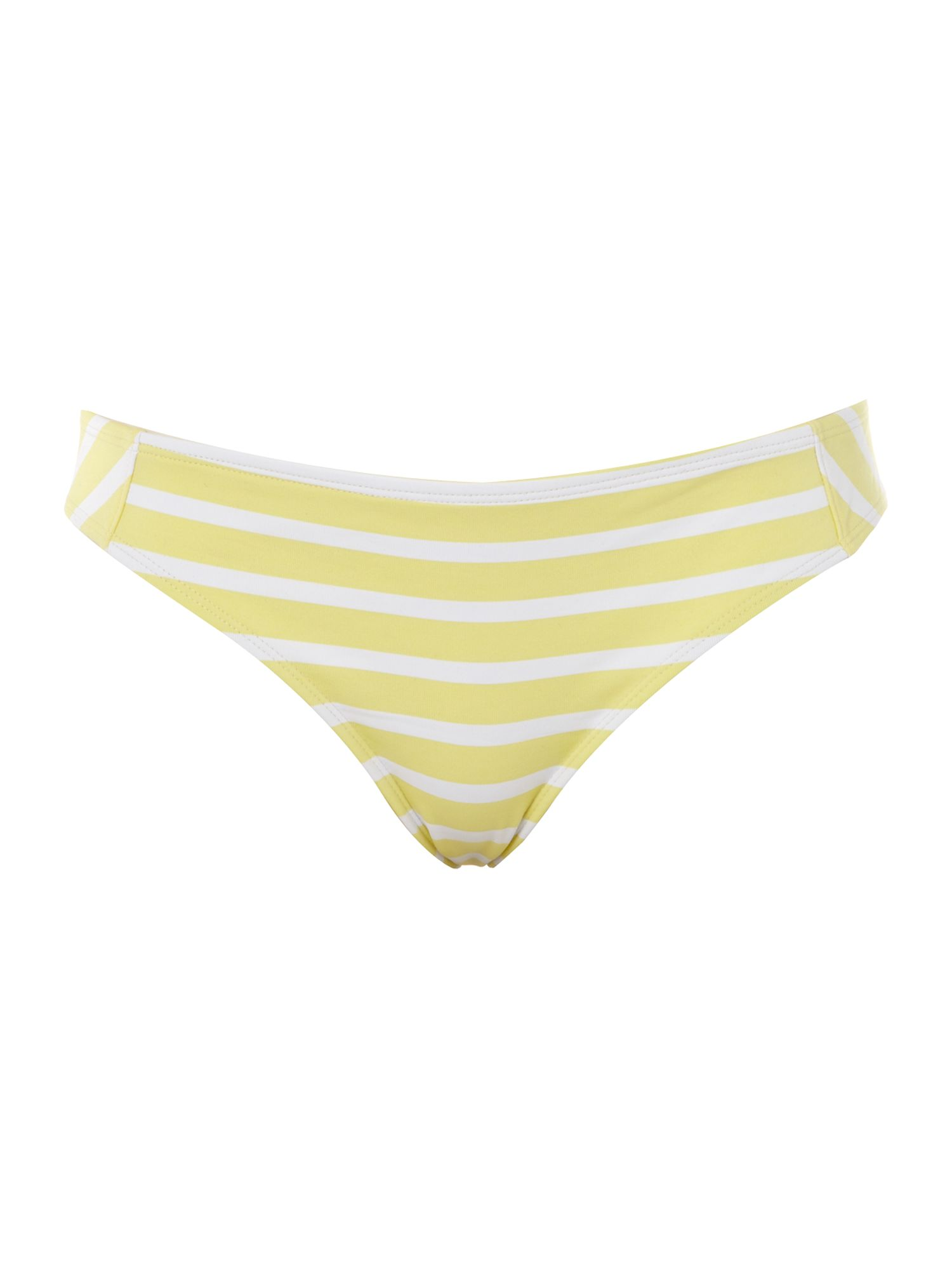 Stripe classic brief