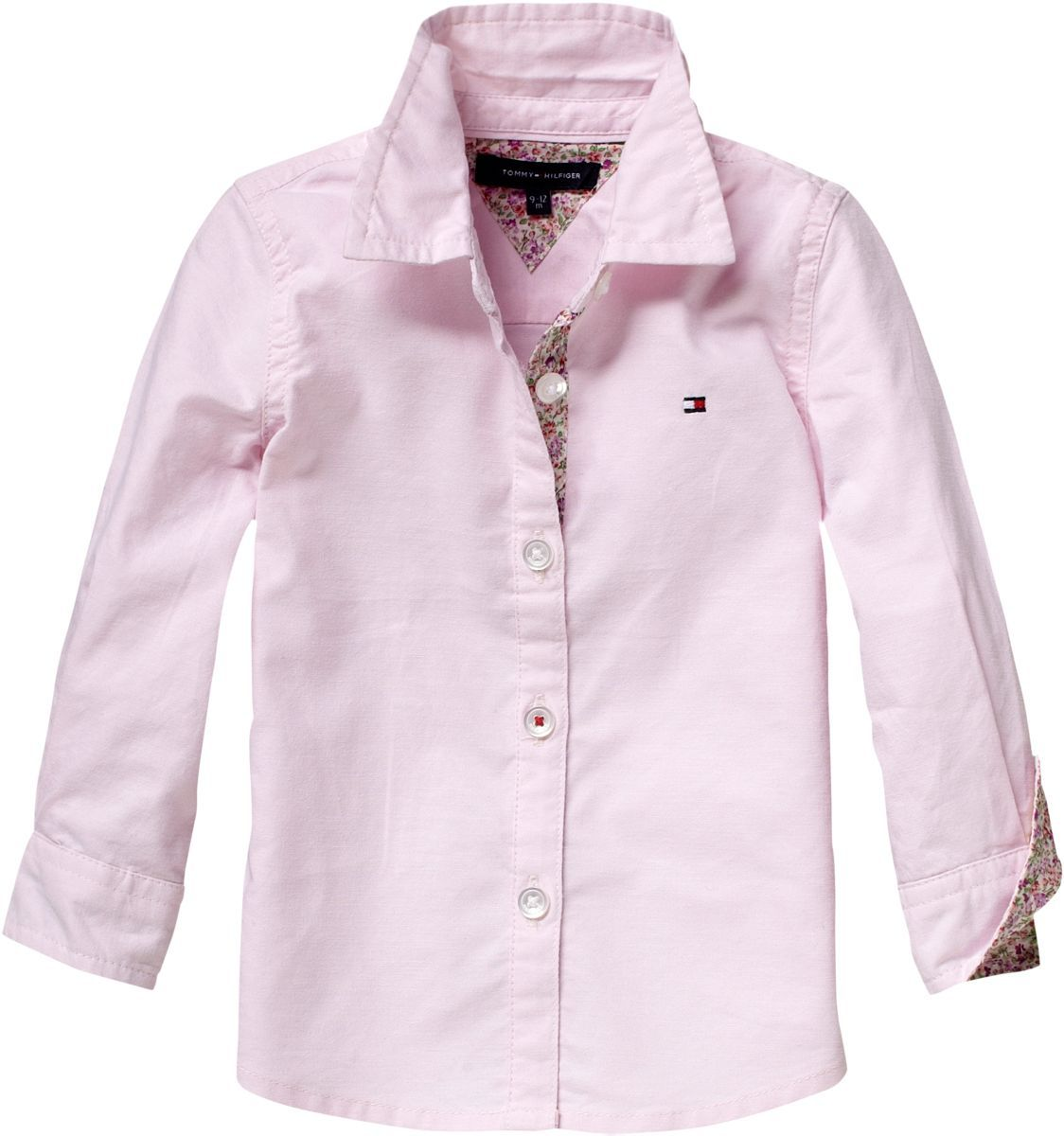 Toddler girl`s long sleeve shirt