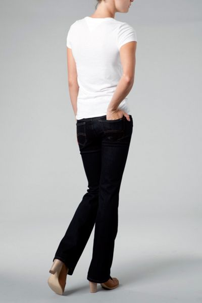 Tommy Hilfiger Rhonda dark stretch jean