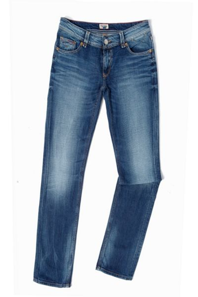Tommy Hilfiger Suzzy mid stretch jean
