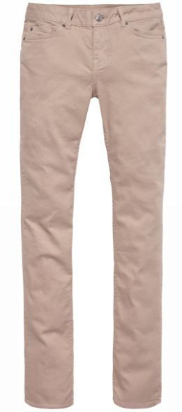 Rome slim leg color jean