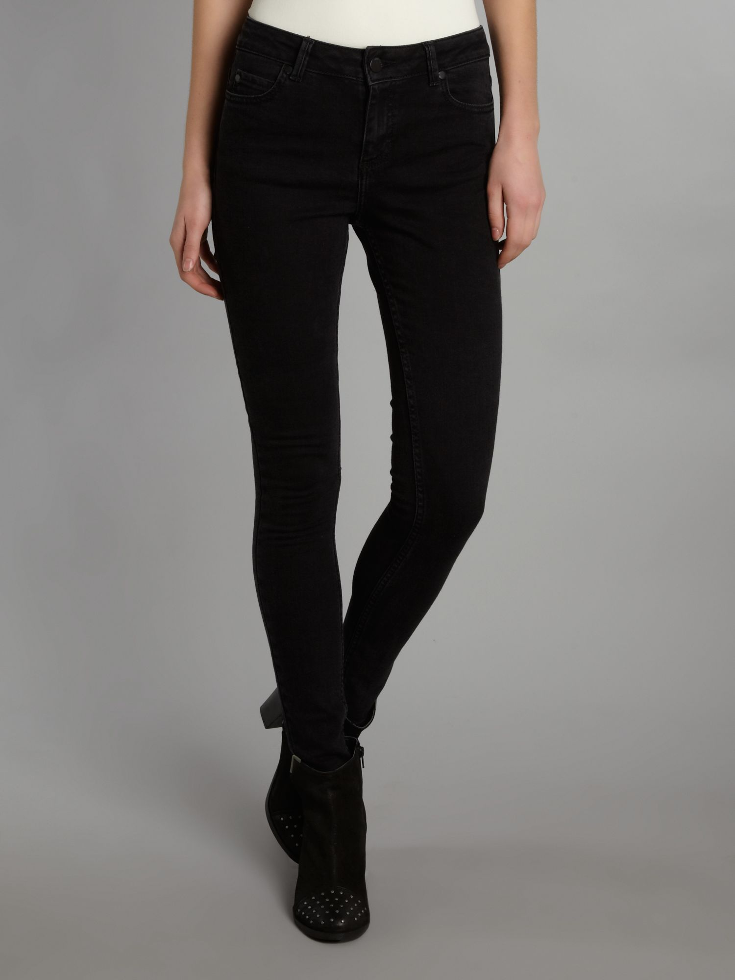 New black skinny