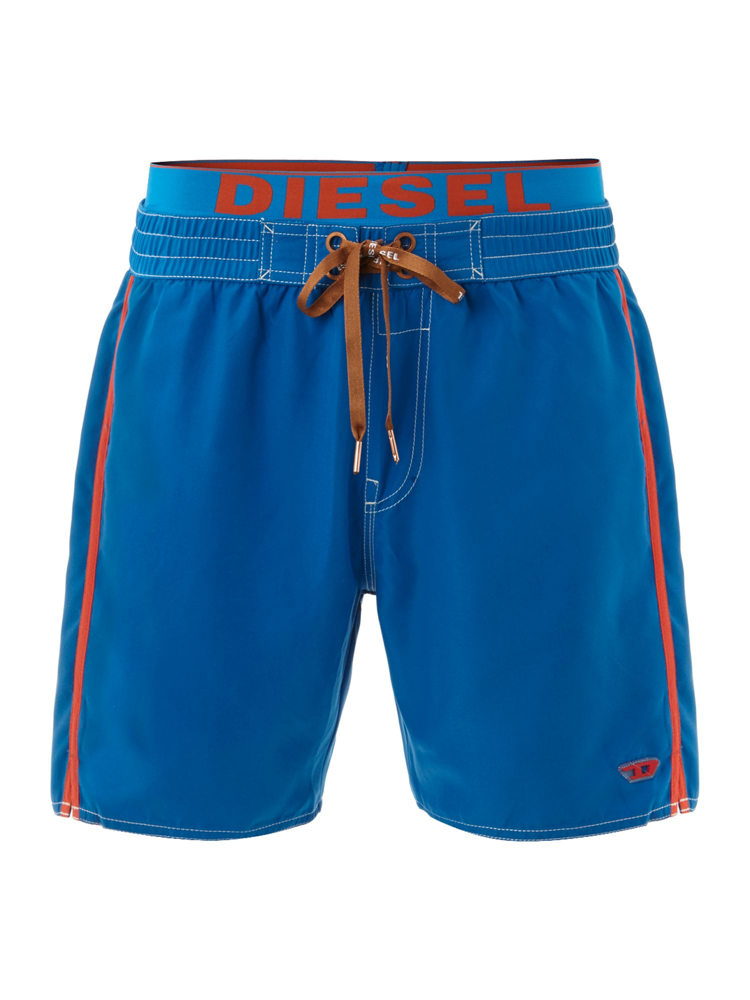 Meduim length dolphin swim short