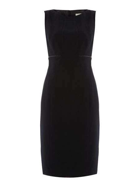 Linea Pu trim dress