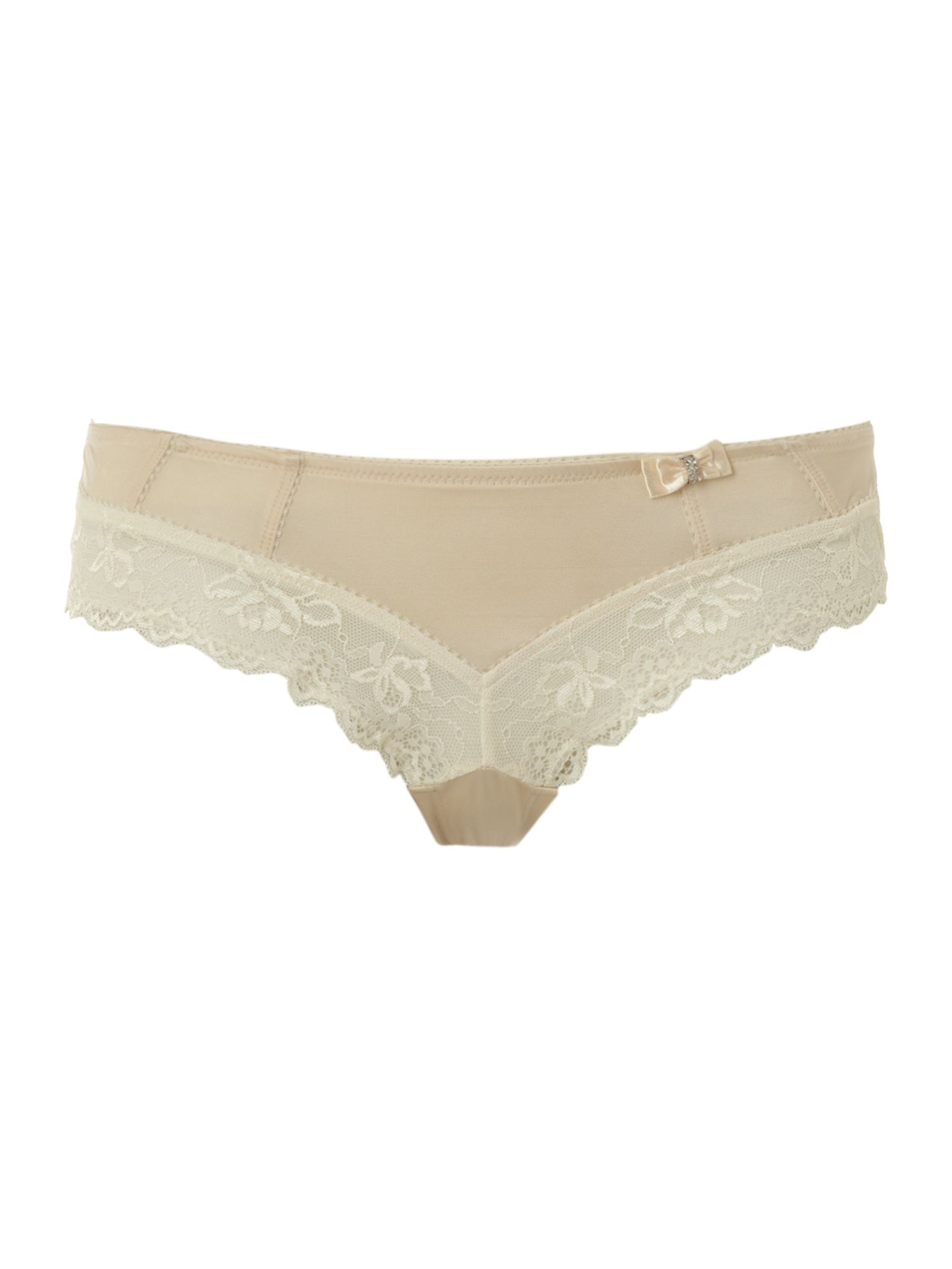 Luminous maternity french knicker