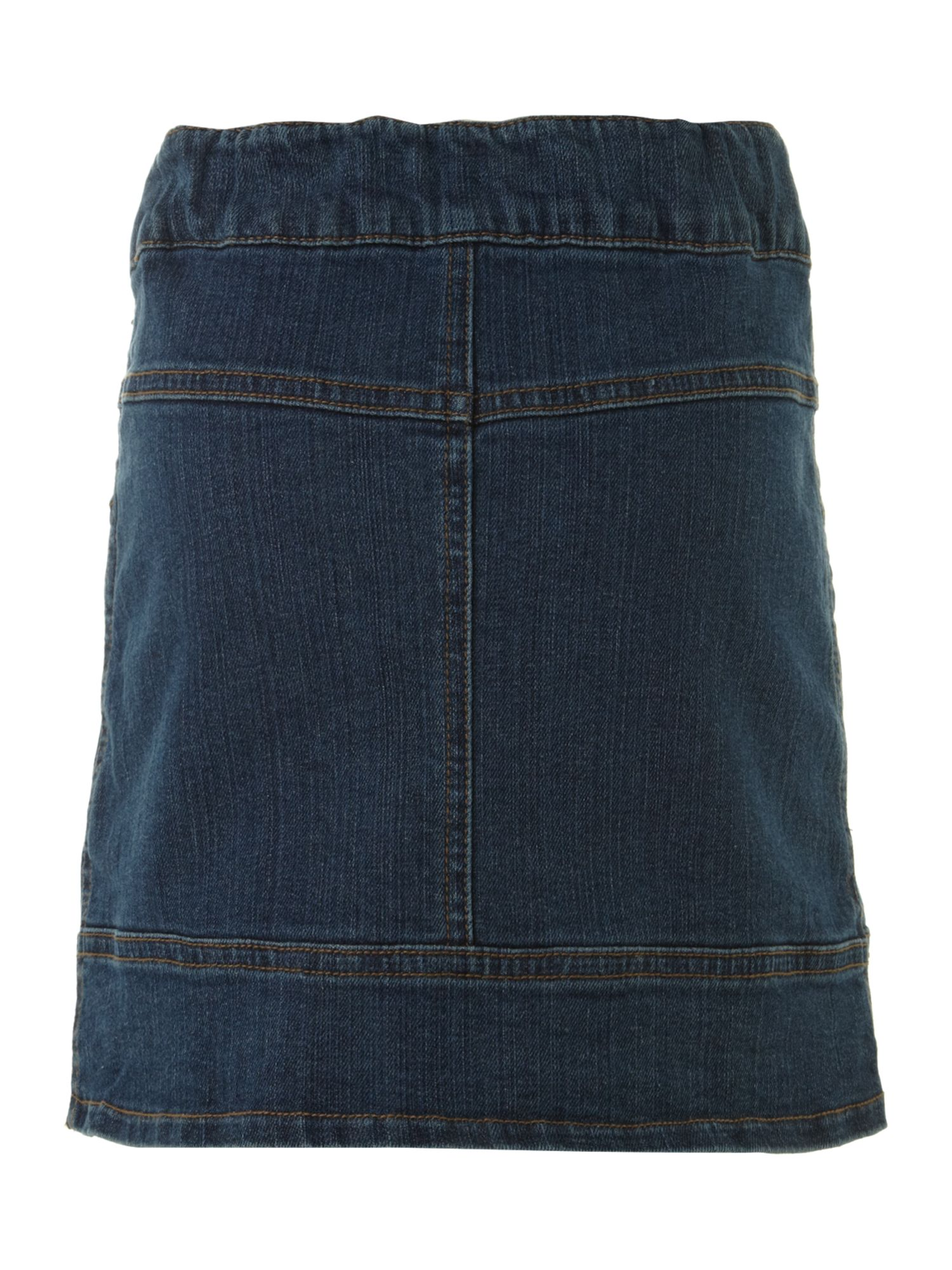 Girl`s Chloe denim skirt
