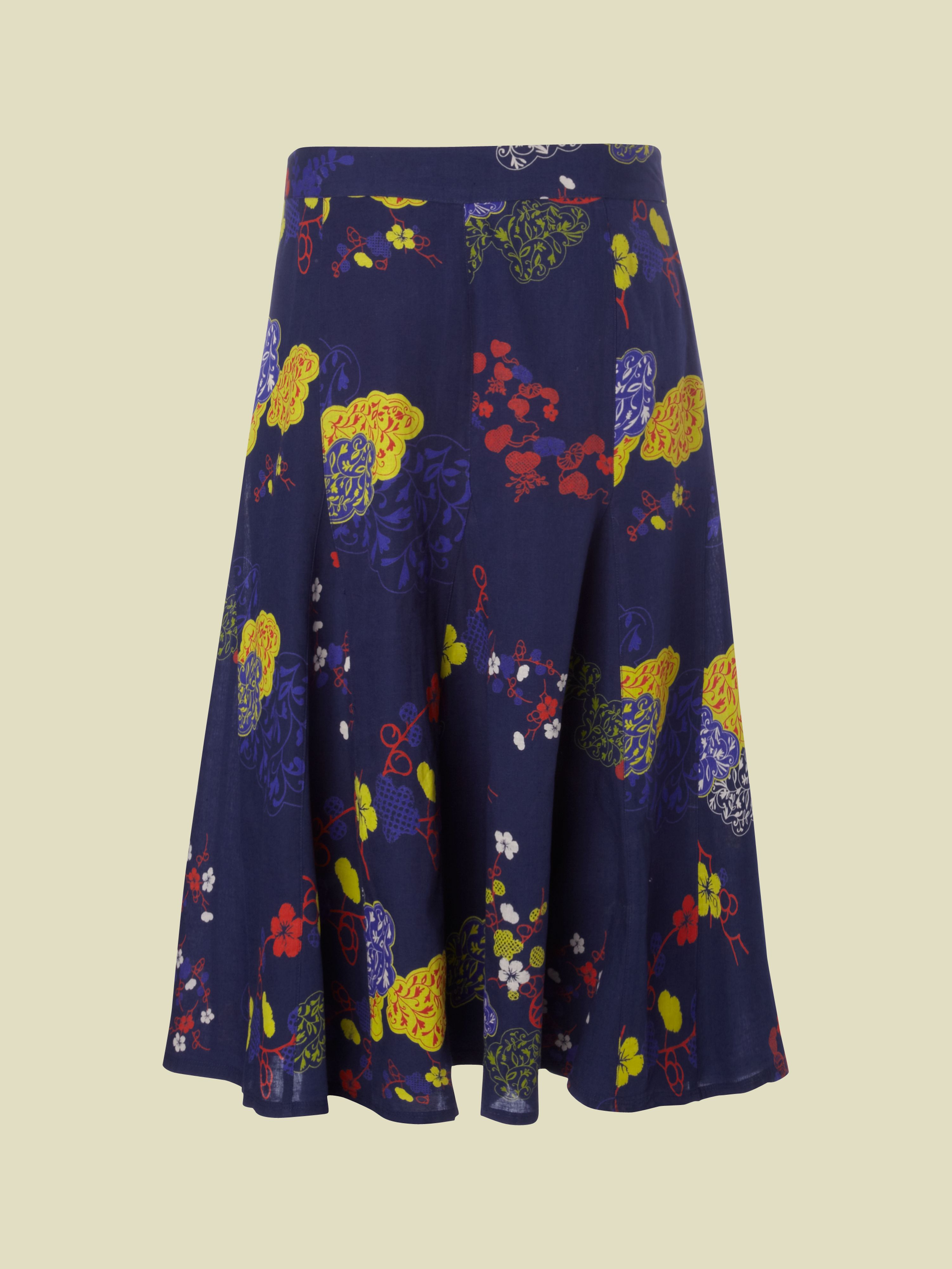 Mountain flower skirt