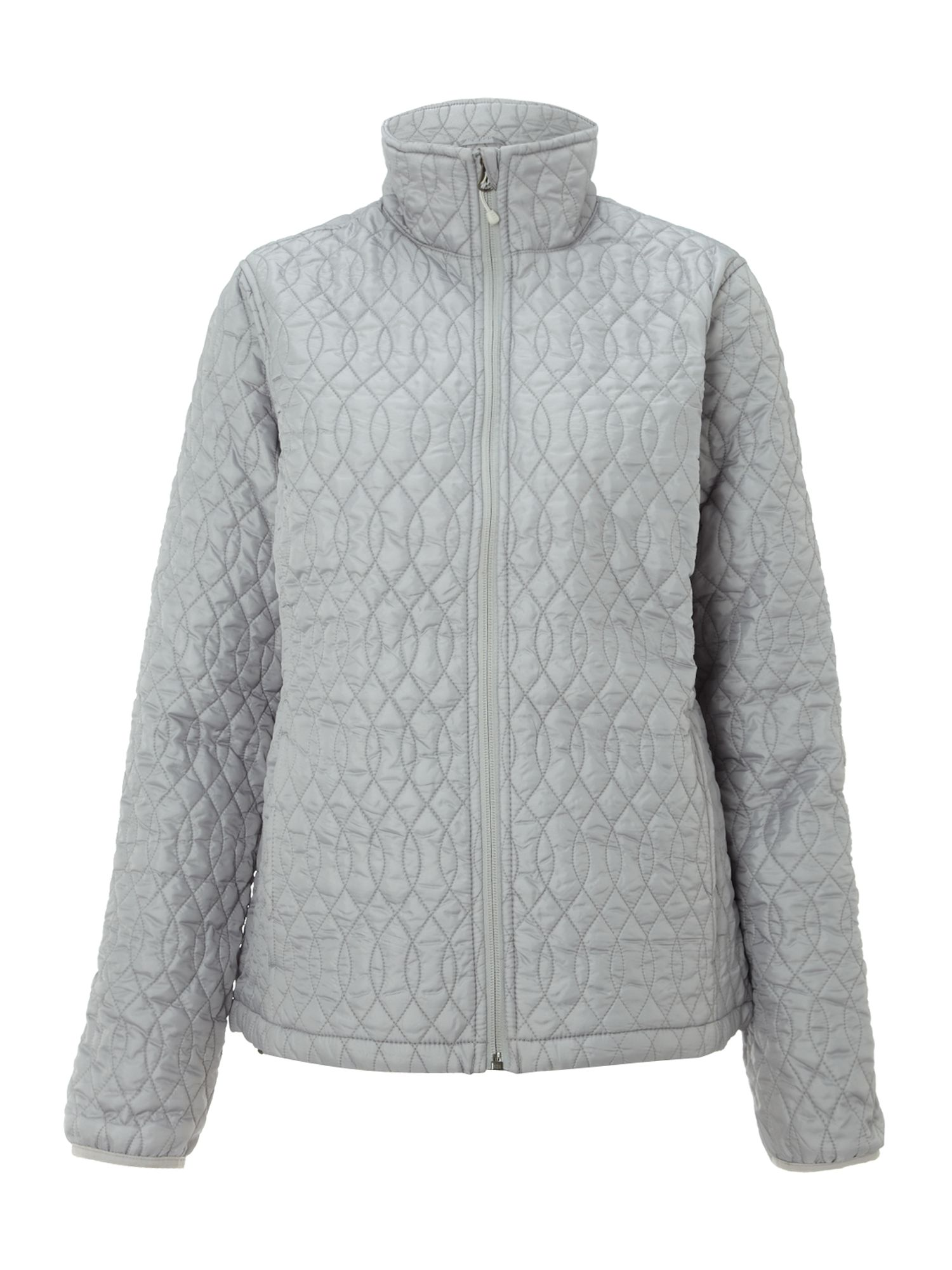 Women`s packable jacket