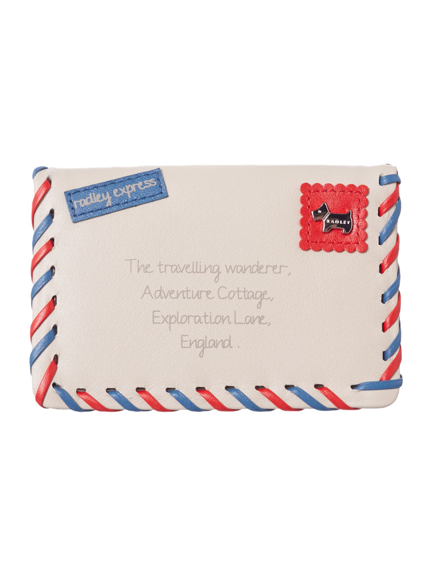 The travelling wanderer travelcard holder