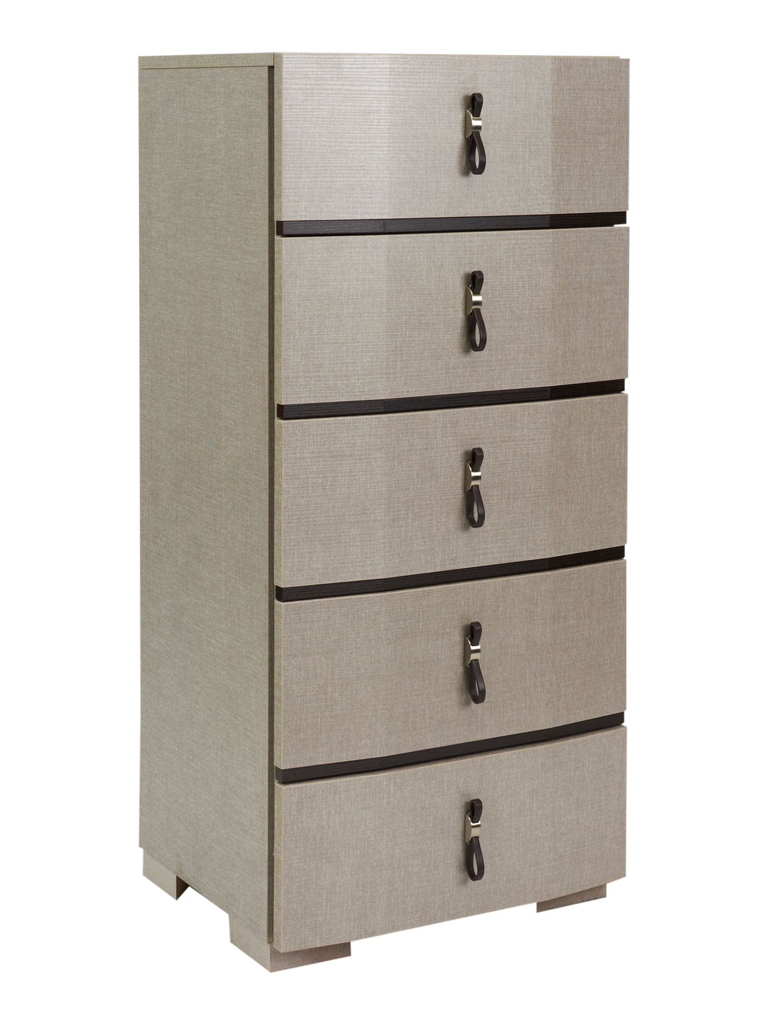 Toscana 5 drawer tall chest