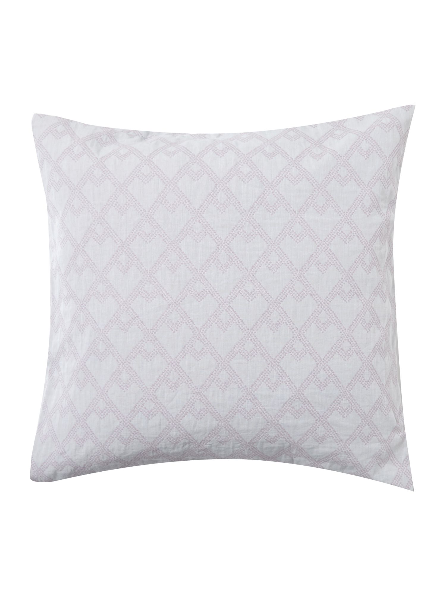 Kerala purple cushion