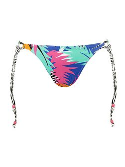Flashdance rio tie side brief