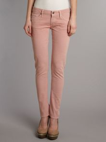 Racer ultra skinny jeans in Tickle