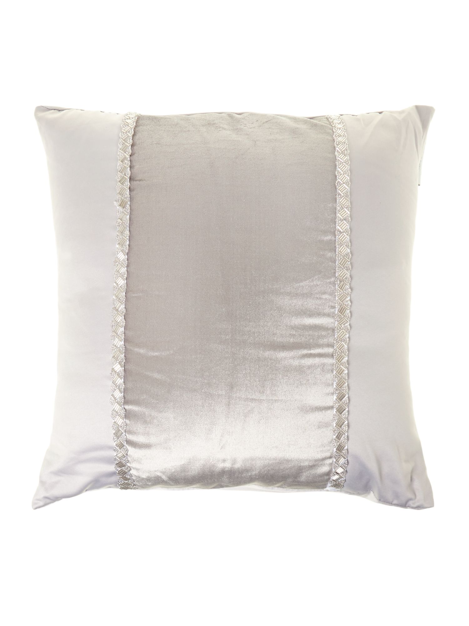 Pearl Pleat Paris cushion