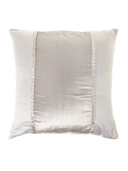 Kylie Minogue Pearl Pleat Paris cushion