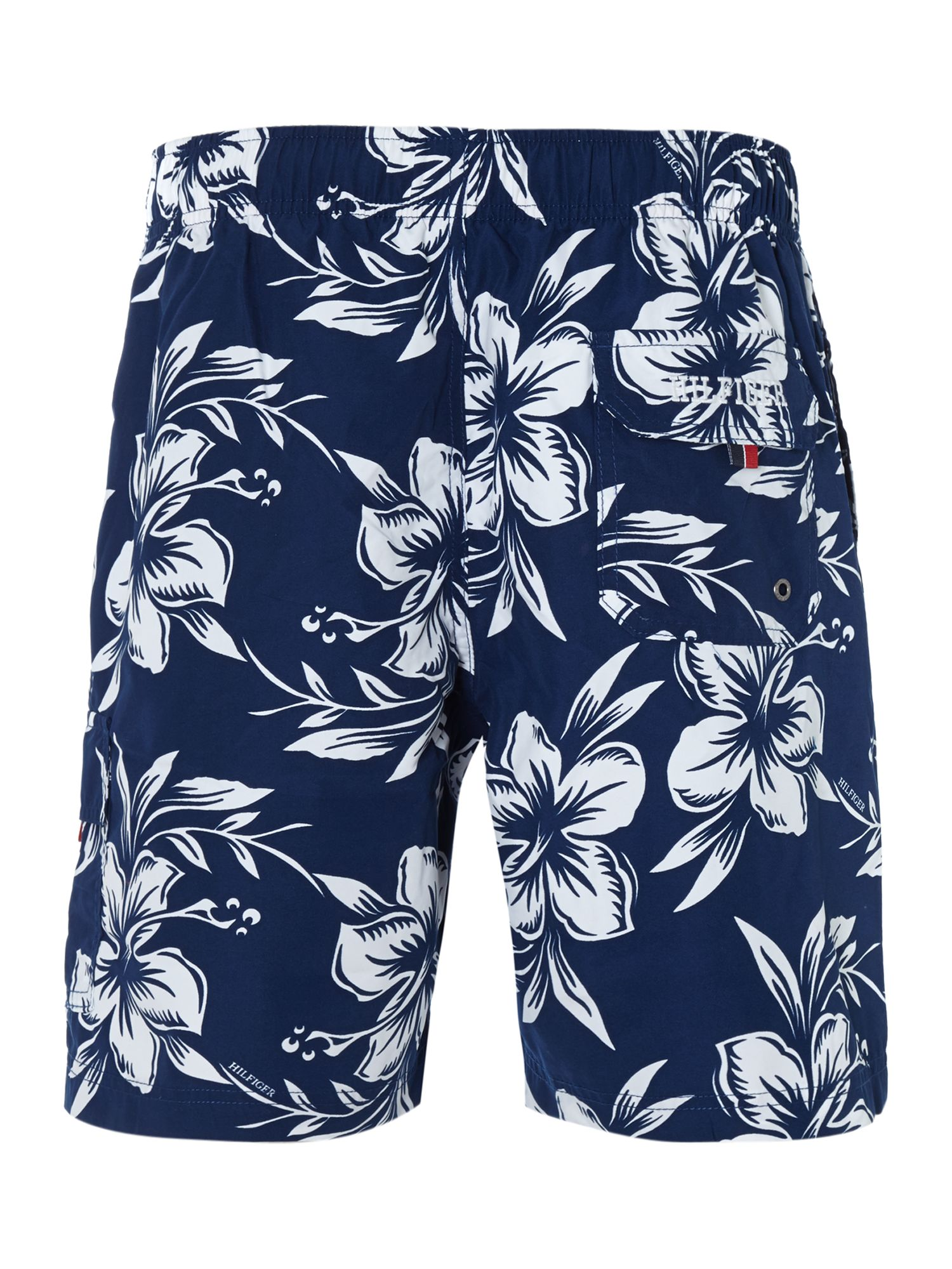 Nash floral print swim short