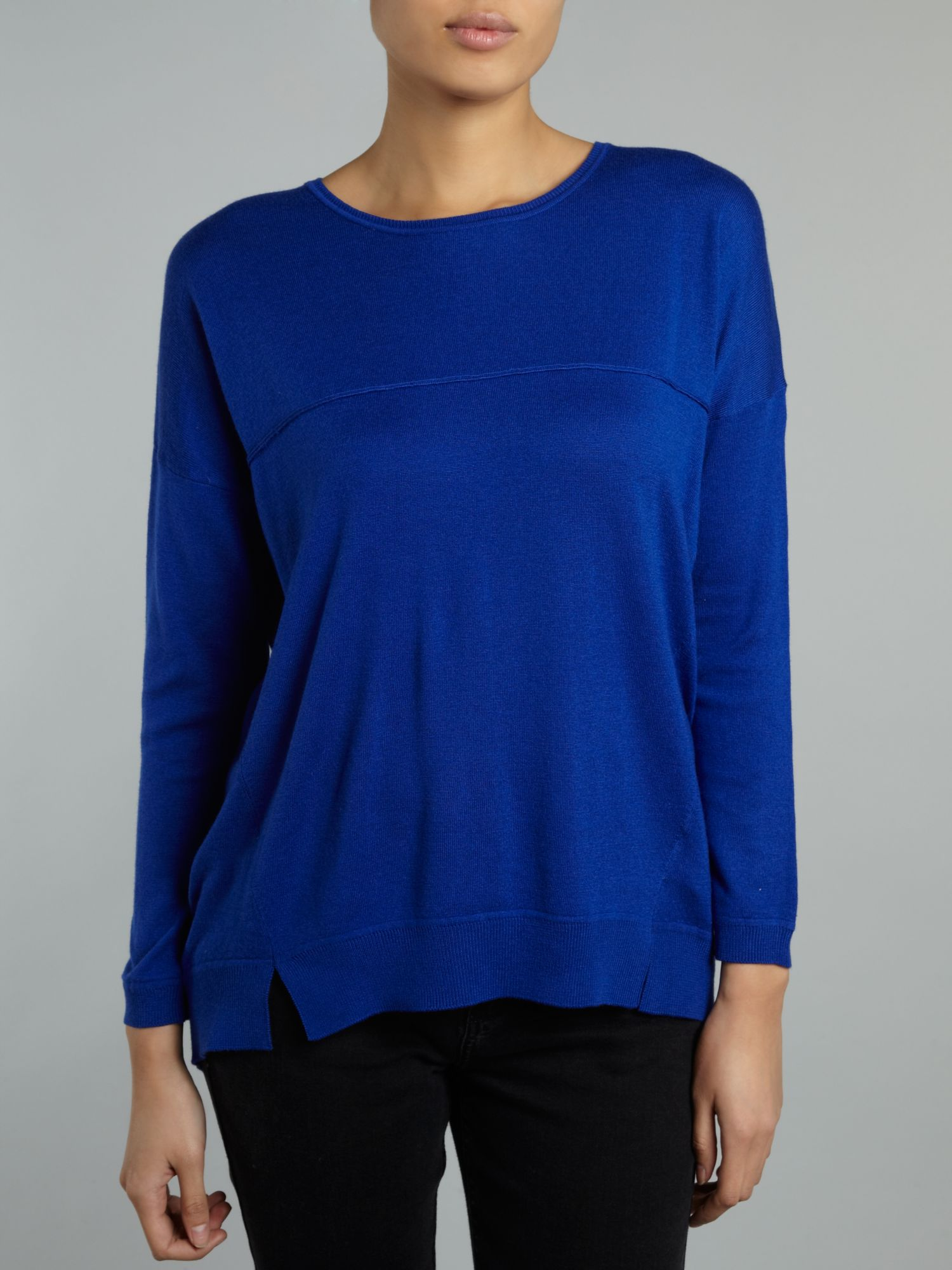 Claudine boxy sweater