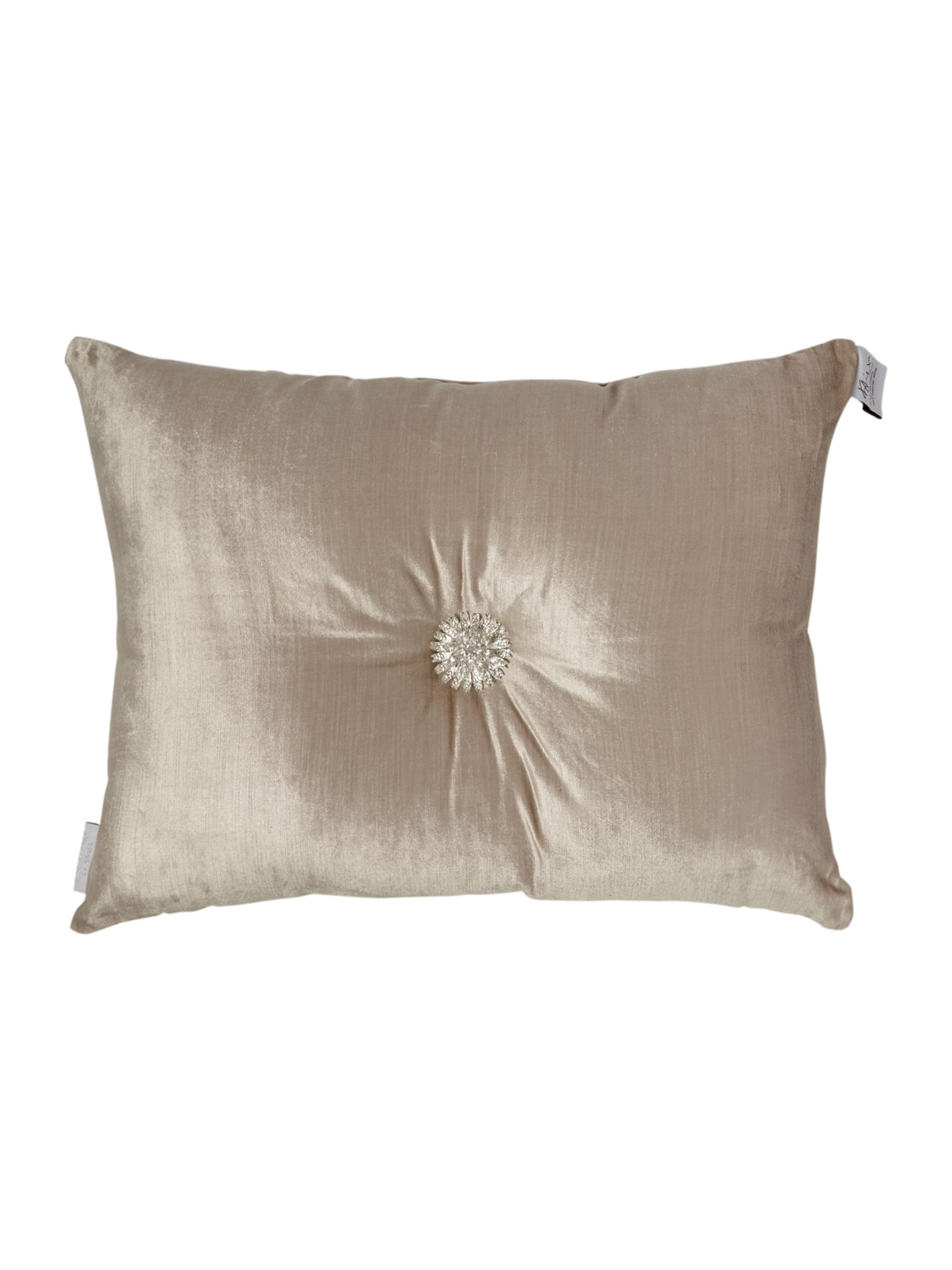 Gabriella cushion praline
